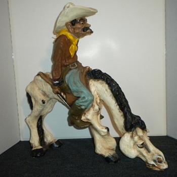 Western Humor - Figurines