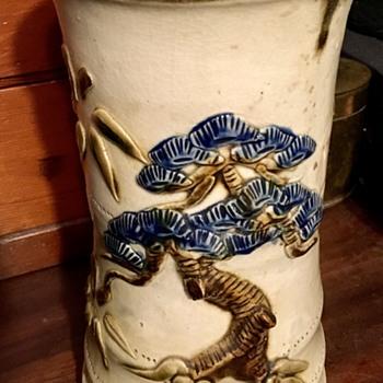 Japanese vase from Okinawa