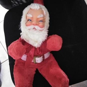 Vintage Santa's - Christmas