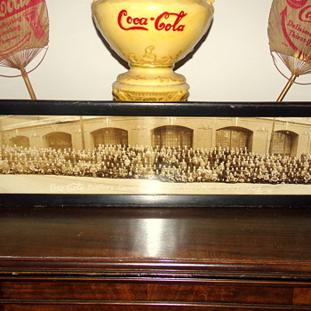 1924 Coca-Cola Bottlers Convention Photograph - Coca-Cola