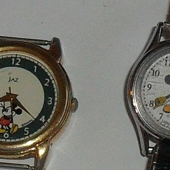 jaz mickey - Wristwatches