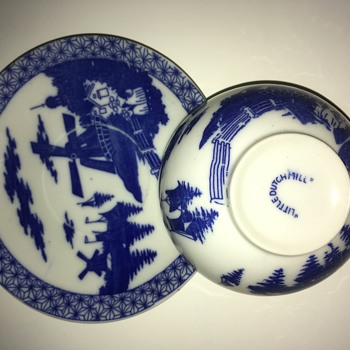 Made in Holland? England? - China and Dinnerware