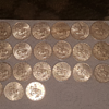 Rep ostrich SHILLING s silver coins