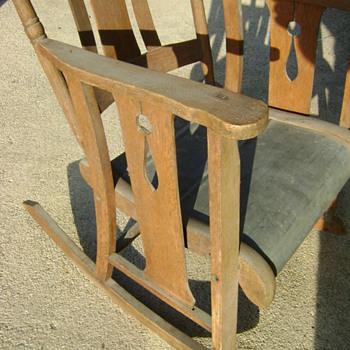Galvanized Seat?
