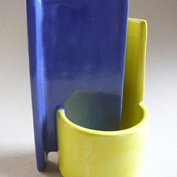 constructivism thing - Pottery
