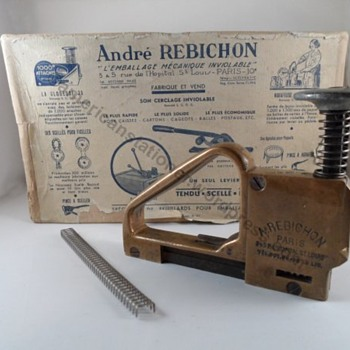 A. Rebichon Pratic Tacker/Stapler - Office