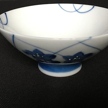 Vintage Japanese bowls  - Asian
