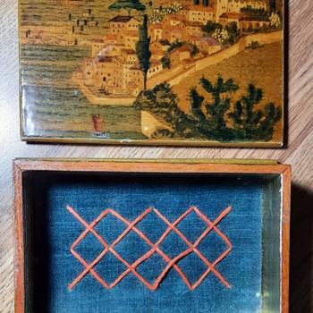 Box by Artist Annelise Stiegeler - Furniture
