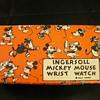 33' Fall - 35' Summer 'US' Mickey Mouse Wristwatch Box