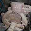 Hand Crank Corn Sheller Made in Tenn.