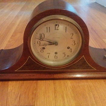 Antique Seth Thomas Mantel Clock - Clocks