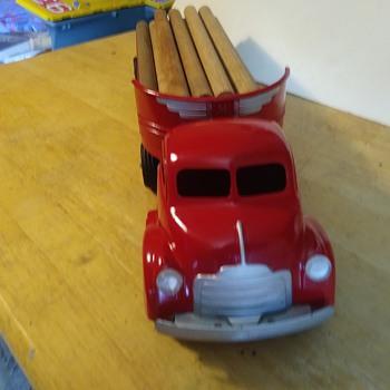 Hubley Lumber Truck - Toys