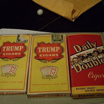 Vintage Canadian Cigars - Tobacciana