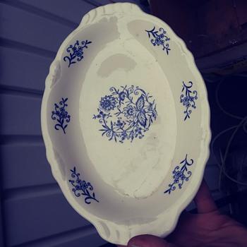 Plate - China and Dinnerware