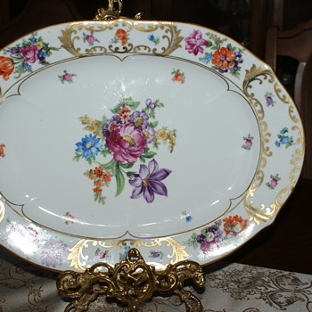 Larger Serving Tray - China and Dinnerware