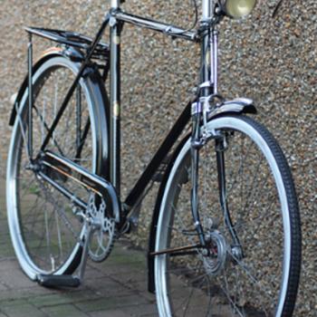 1960 BSA Regency Bicycle