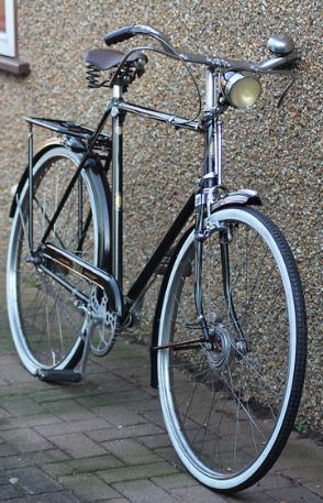 Bicycles old bsa * Vintage