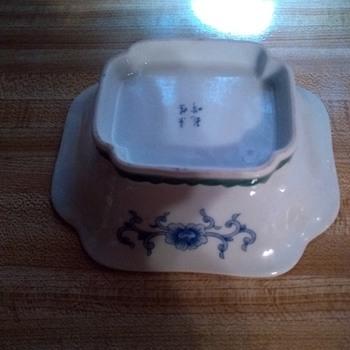 Small bowl dish - Asian