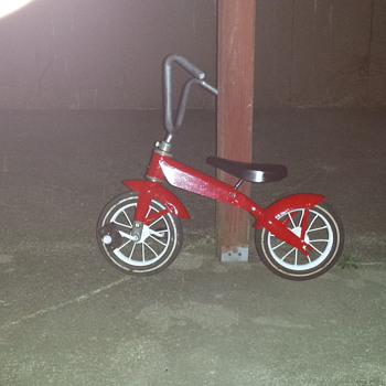 Early two wheel toddlers bicycles