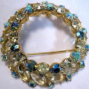 Confirmed Juliana DeLizza & Elster - Costume Jewelry