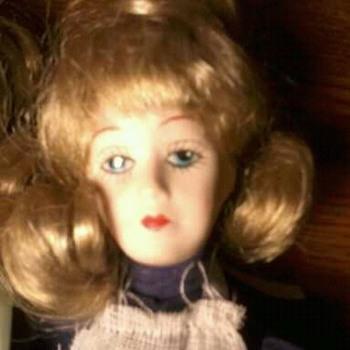 Bisque Cinderella Dolls
