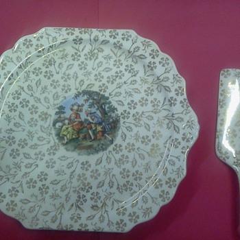 what year was this? - China and Dinnerware