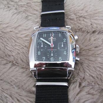 Jarel mechanical chronograph - Wristwatches