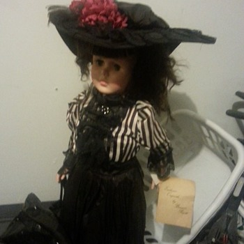 Information about this doll - Dolls