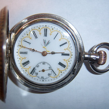 any help with identification would be appreciated - Pocket Watches