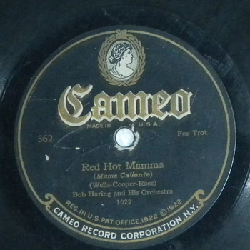 Old 78 RPM Records - Records