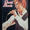 1978 David Bowie Australasian Tour souvenir book/concert program