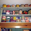 My tin collectin