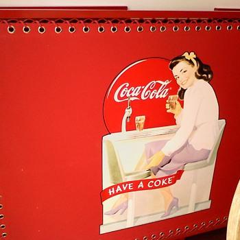 My Coke stuff