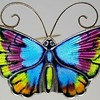 David Andersen Enamel Butterfly Pin