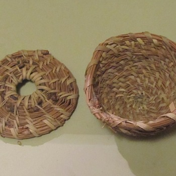 some Eskimo basket