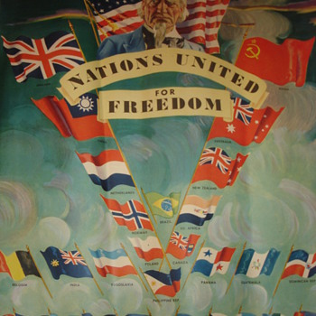 POSTER OF NATION UNITED FOR FREEDOM