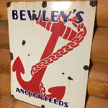 Anchor Feed  - Signs