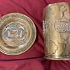 Damascus Trench Art grouping