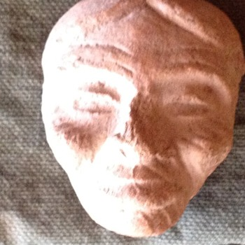 Primitive or old Carving( possibly sand stone) could be Native American? - Fine Art