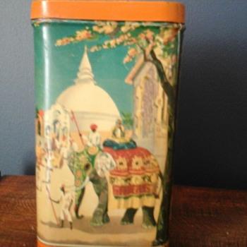 Lipton Tea Caddie - Kitchen