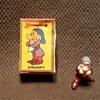 Marx Grumpy Disneykin With Box 1960s