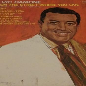 VIC DAMONE - Records