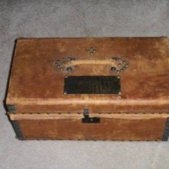 1873-1950 Trunk - Bags