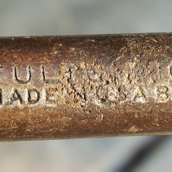 Does anyone know what this is? Fulton? - Tools and Hardware
