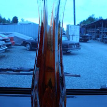 'Japan' Vase - Art Glass