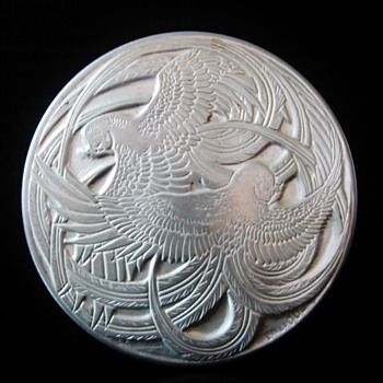 RENE LALIQUE FOR ROGER ET GALLET - PARIS - Art Deco