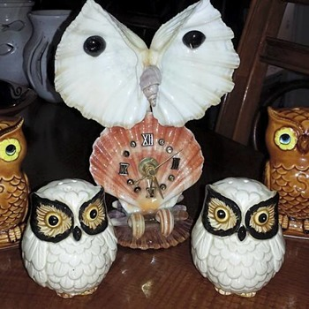 Little Owl finds for my daughter .... - Kitchen