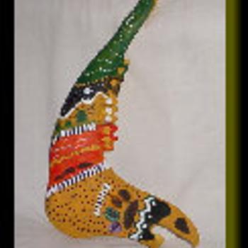 Bone Art - Folk Art