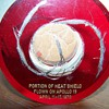 Apollo 13 heat sheild numbered 9 of 15