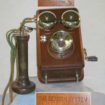 The GERSON telephone